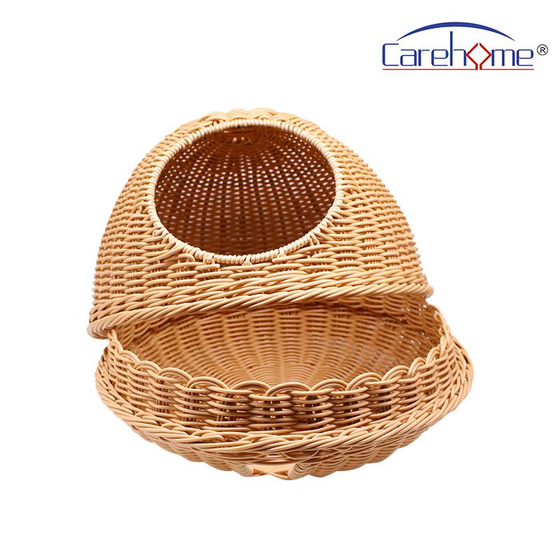 Carehome lovely pet basket bed supplier for market-2