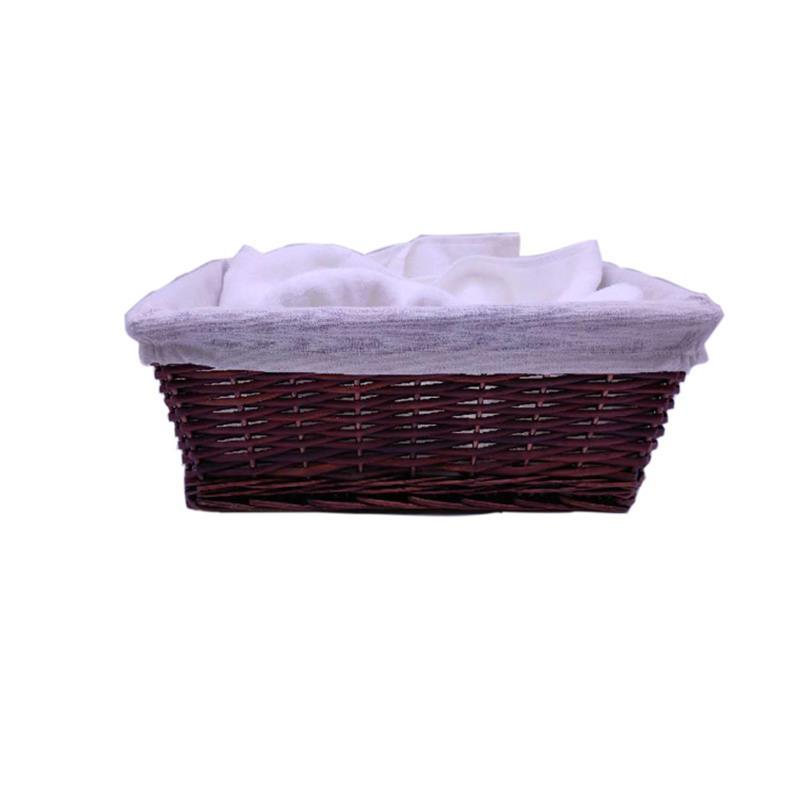 wicker basket storage clothes sundries home goods suppliers