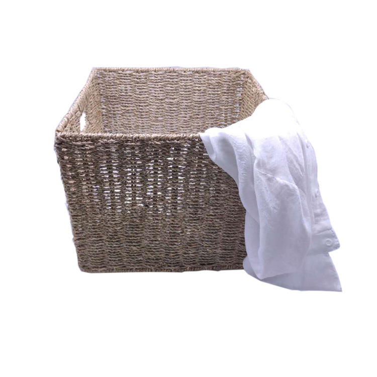 seagrass basket straw buy fold manufactures straw baskets