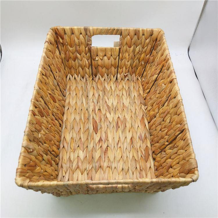 water hyacinth basket storage laundry baskets with handles