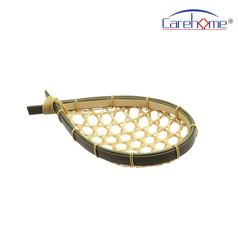 Carehome graceful woven bamboo basket easy to clean for shop-2