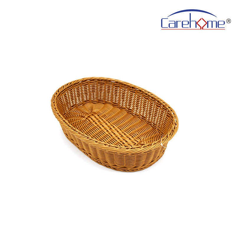 Carehome microwave safety wooden bread basket wholesale for supermarket-2
