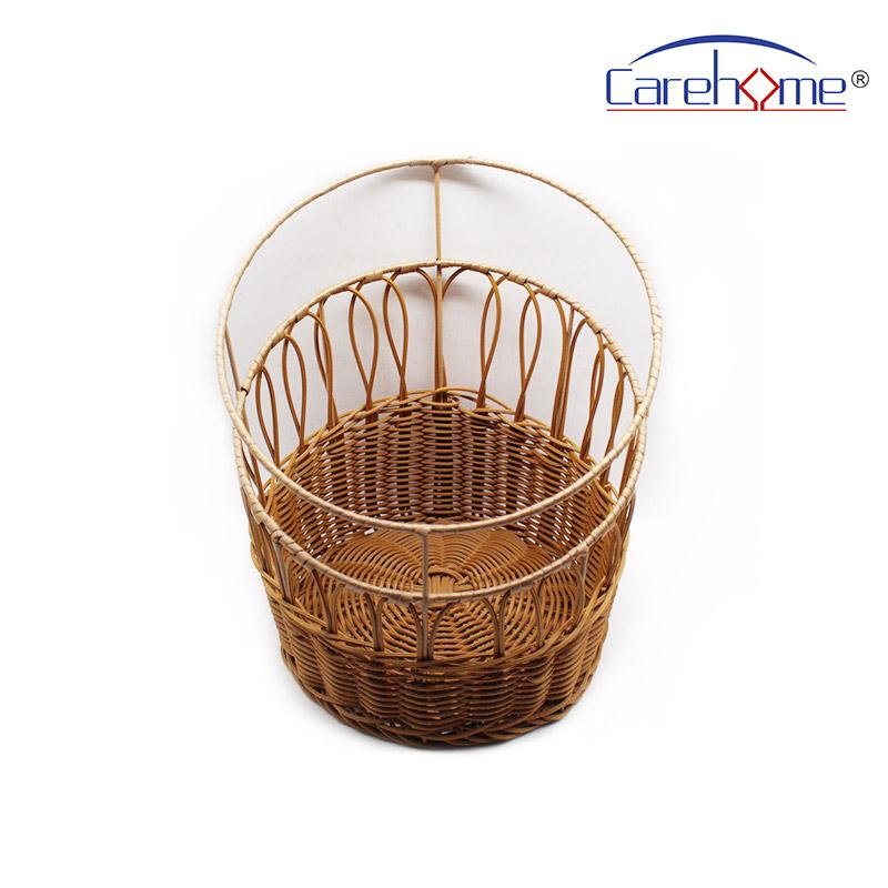 lovely wicker storage baskets for shelves cover wholesale for market-1