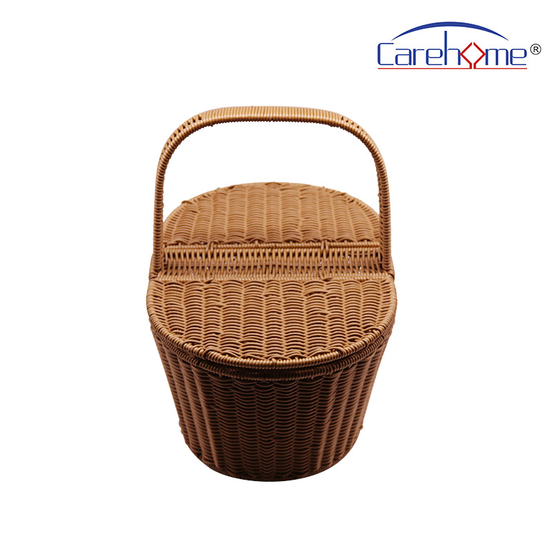 customized hotel basket bb0312 with high quality for family-2