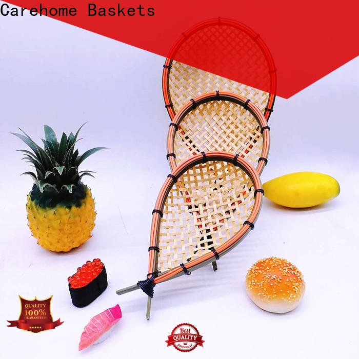 Carehome life polywicker baskets manufacturer for family