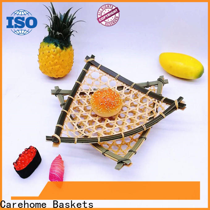 multifunctional bamboo basket storage handicraft on sale for sale