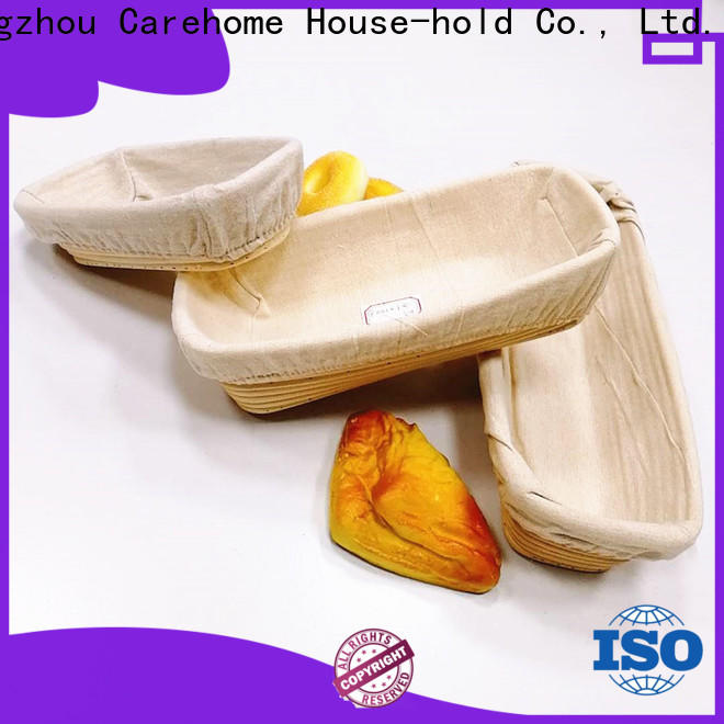 Carehome banneton bamboo bread basket wholesale for sale