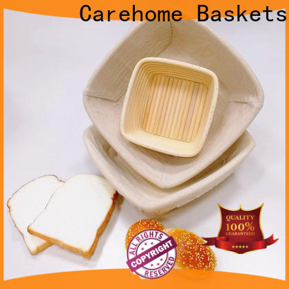 plastic wicker storage baskets for shelves hand wholesale for supermarket