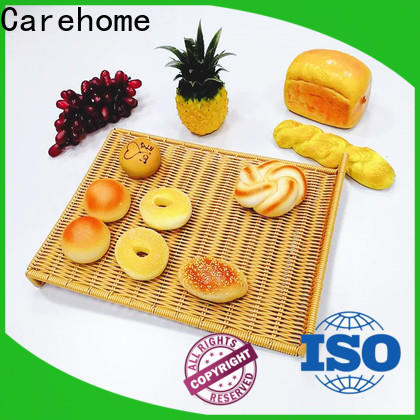 Carehome plastic bakers basket with high quality for family