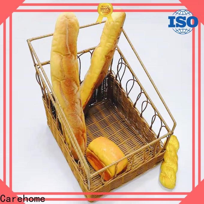 Carehome ts1012 plastic bread basket wholesale for shop