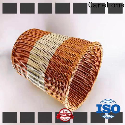 Carehome customized bathroom basket wholesale for supermarket