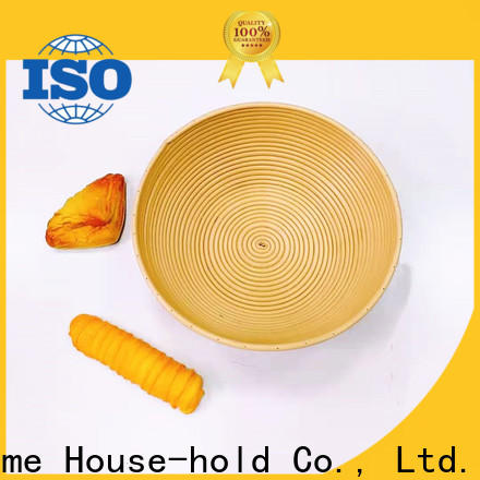 Carehome convinence bamboo bread basket with high quality for sale