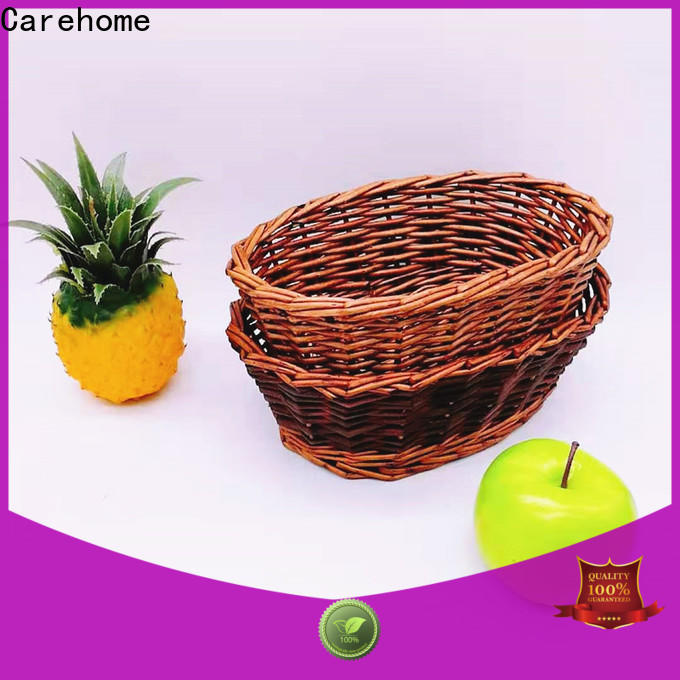 handwaving wicker gift baskets animal with high quality for family