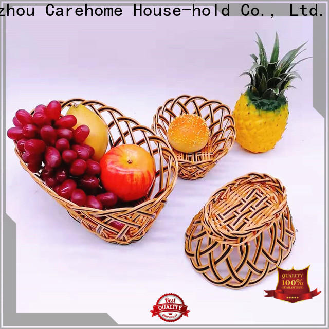 Carehome durable wicker gift baskets manufacturer for sale