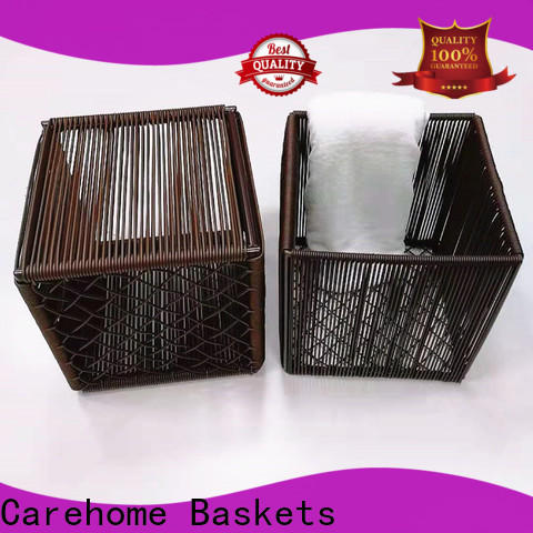 Carehome customized picnic basket with high quality for market