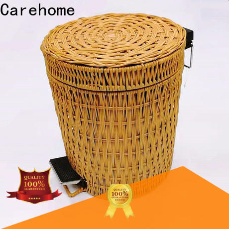 Carehome rattan craft gift basket manufacturer for family