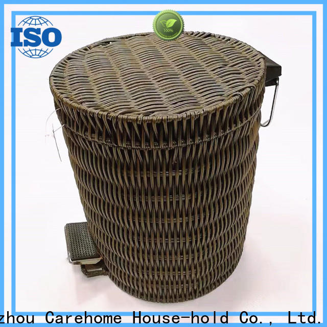 Carehome durable wicker gift baskets wholesale for supermarket