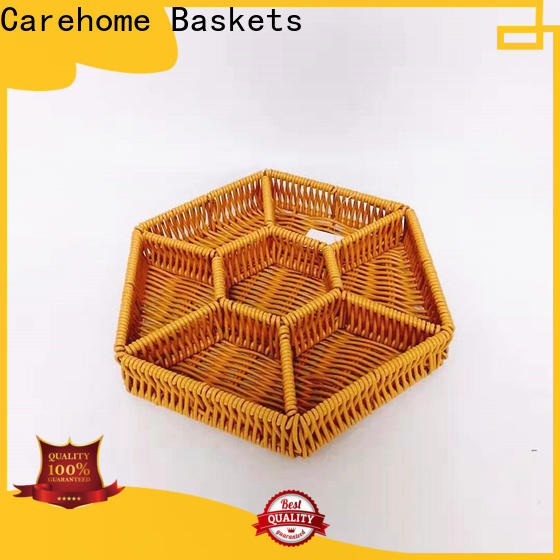 durable wicker gift baskets hot with high quality for market