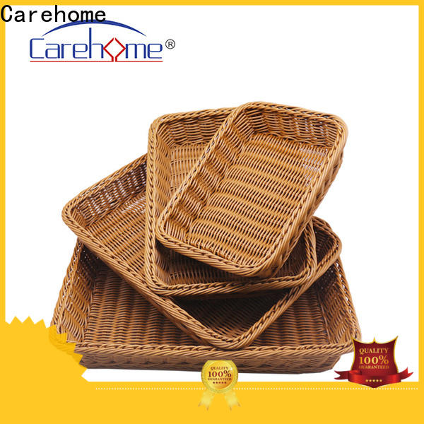 Carehome convinence plastic bread basket with high quality for market
