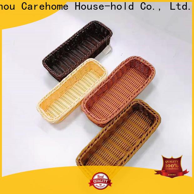 Carehome washable storage baskets supplier for supermarket