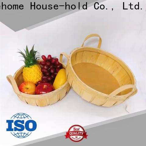 Carehome durable craft gift basket supplier for supermarket