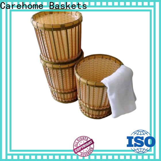 online chinese bamboo basket using easy to clean for market