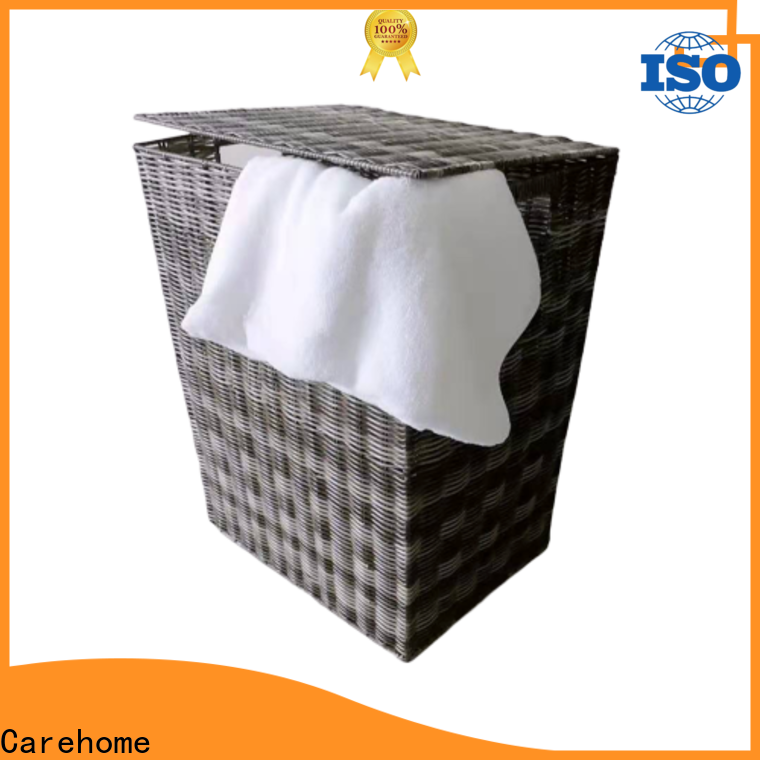 Carehome mothproof towel basket with high quality for sale