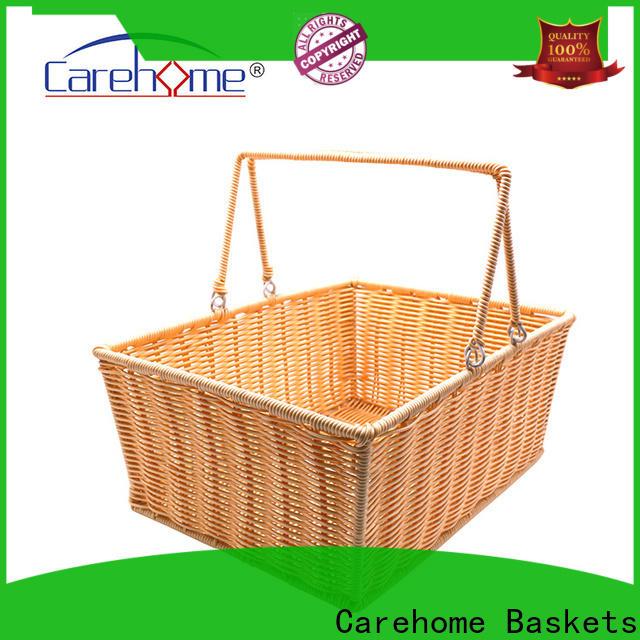 Carehome using grey hamper basket manufacturer for family