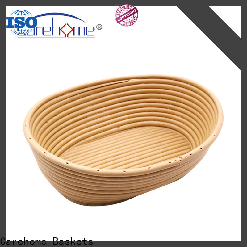 Carehome wicker bread basket wholesale for sale