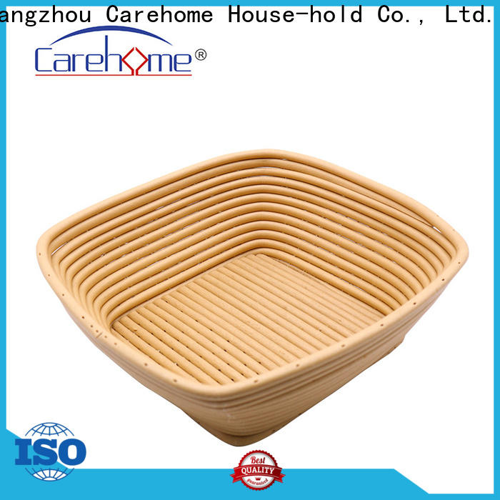 Carehome plastic bread basket with high quality for shop