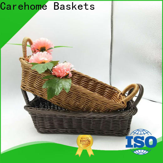 non-toxic wicker baskets kitchen bread with certificates for shop