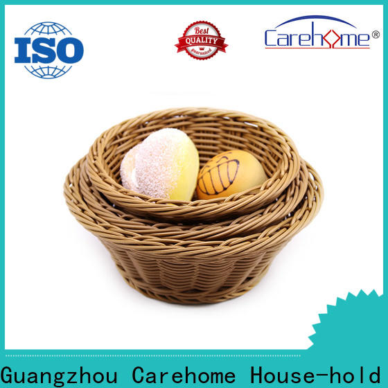 Carehome solid bread basket wholesale for shop