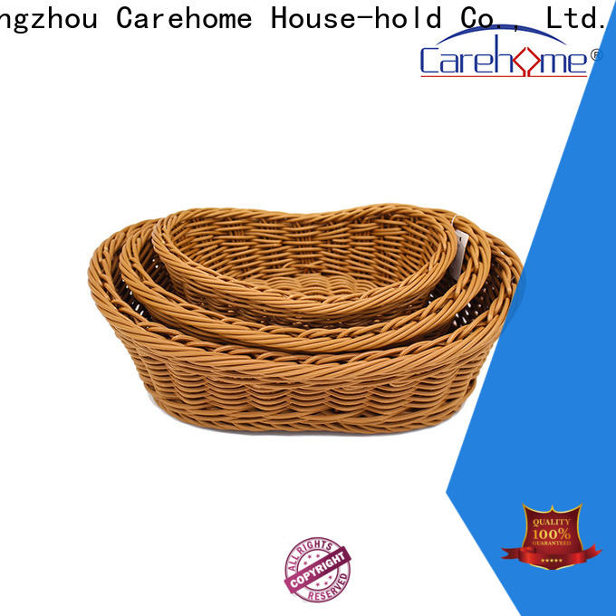 Carehome handicraft bakery display baskets with high quality for sale