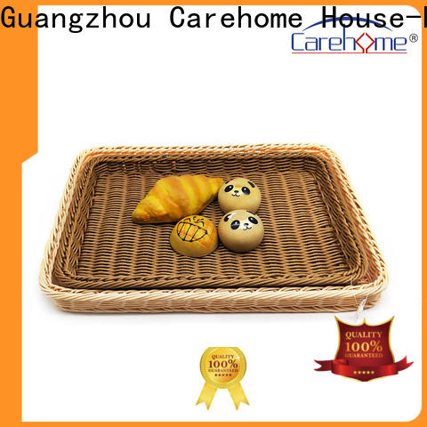 Carehome trm1042 bamboo bread basket with high quality for sale