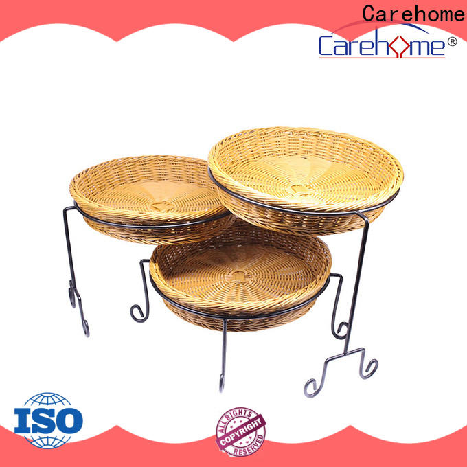 Carehome banneton bakery display baskets with high quality for family