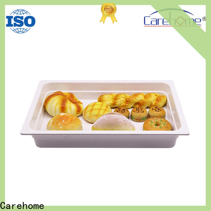 Carehome plastic bakery display baskets manufacturer for family