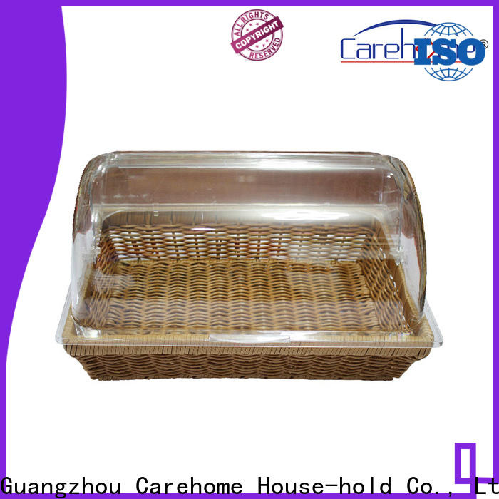 Carehome carehome wooden bread basket supplier for shop