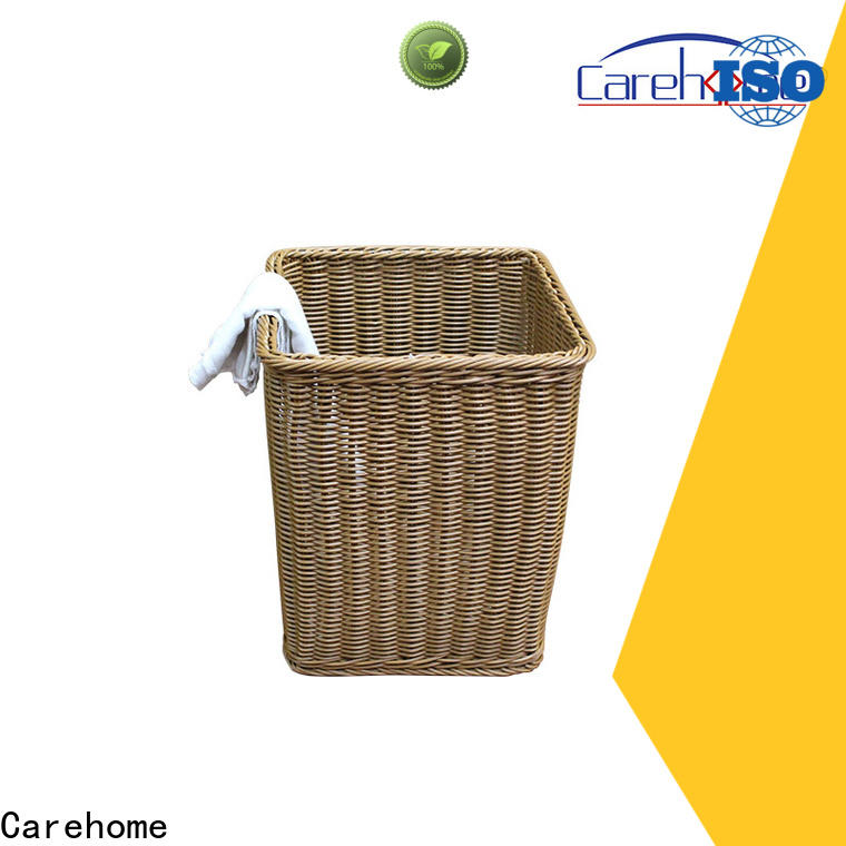 Carehome washable laundry basket with high quality for family