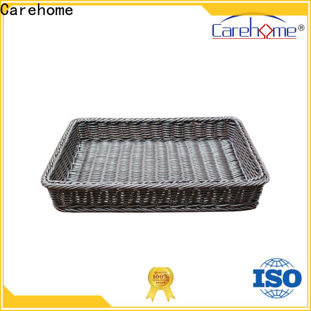Carehome kinds bread basket with certificates for shop
