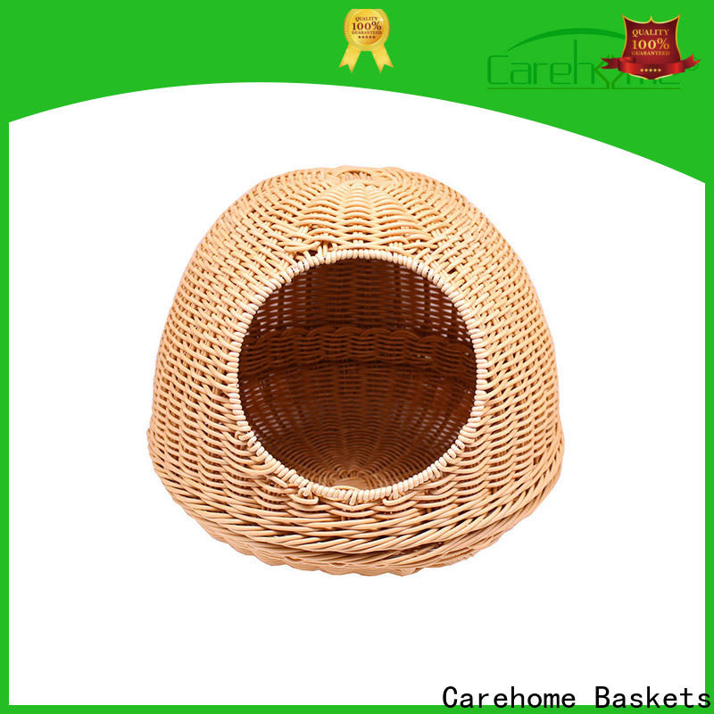 customized pet basket bed baskets wholesale for shop