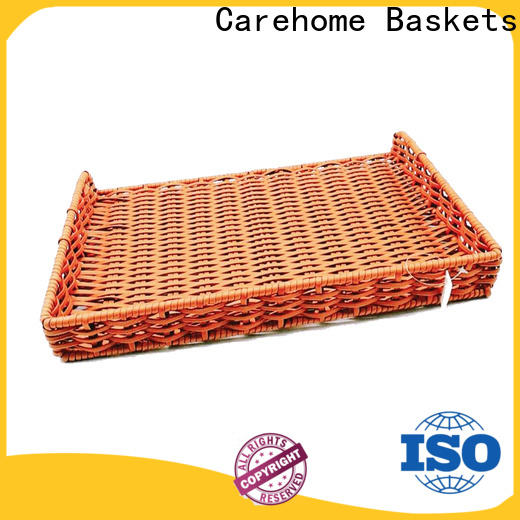 Carehome plastic bread basket supplier for sale