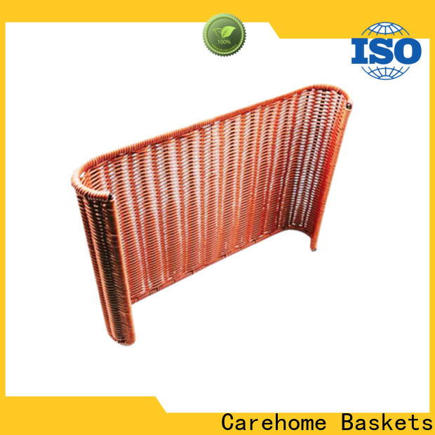 Carehome grade storage baskets manufacturer for family