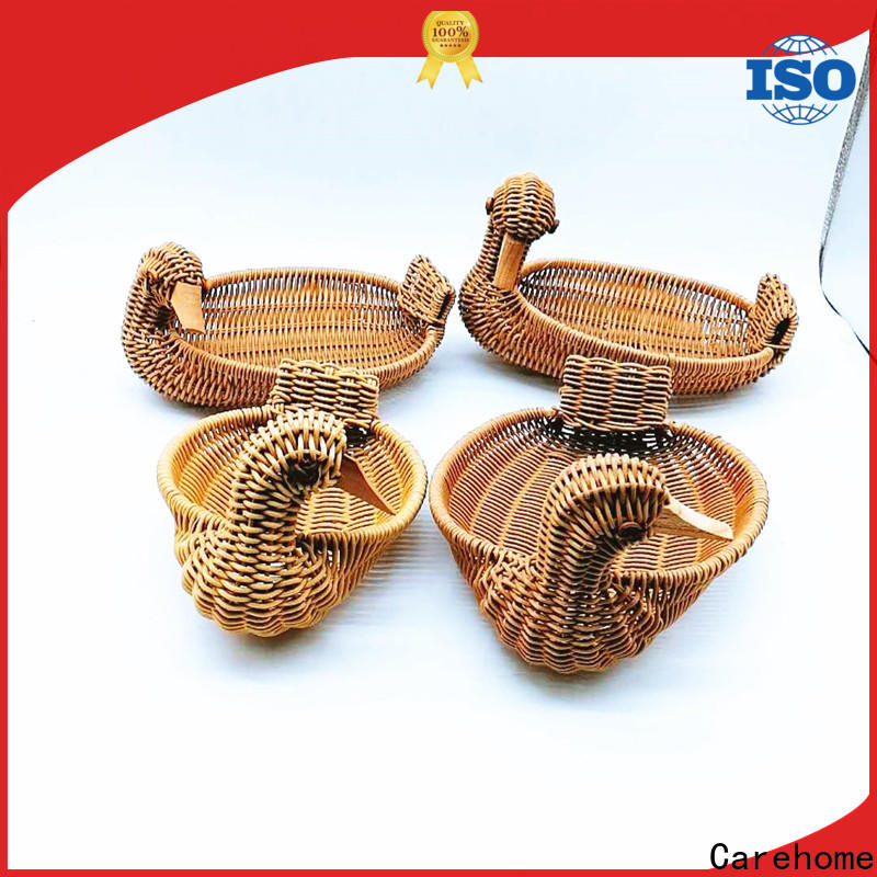 Carehome durable craft gift basket wholesale for market
