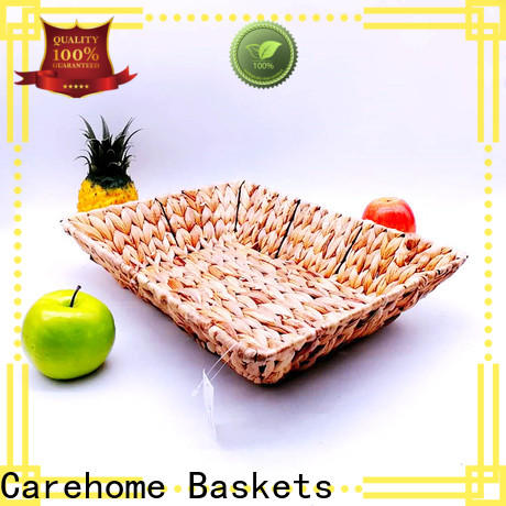 Carehome storage cheap seagrass baskets manufacturer for sale