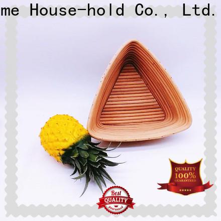 plastic wicker bread basket tot1021 supplier for sale