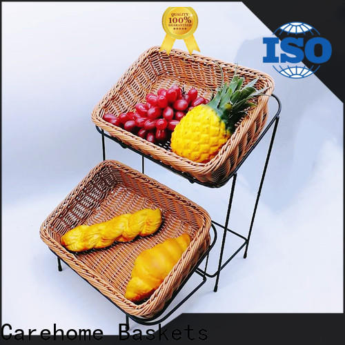 Carehome durable bakers basket supplier for shop
