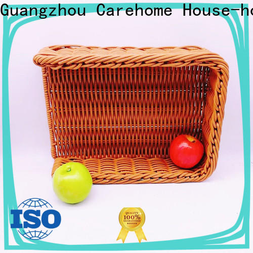 moth proof shopping wicker basket round wholesale for family