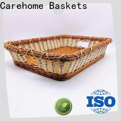 Carehome customized bathroom basket manufacturer for market