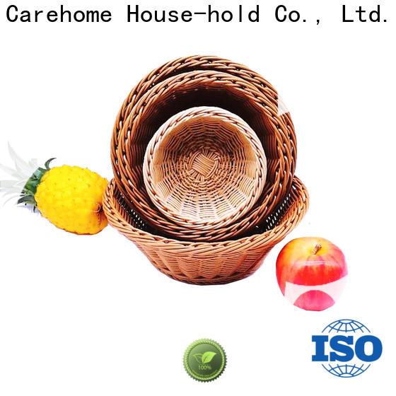 Carehome graceful storage baskets wholesale for market