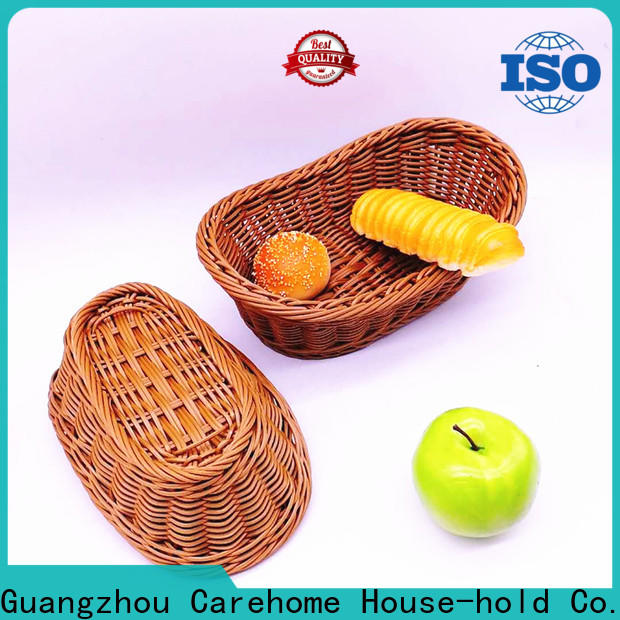 Carehome non-toxic restaurant basket manufacturer for family
